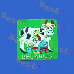 Belarus PVC fridge magnet