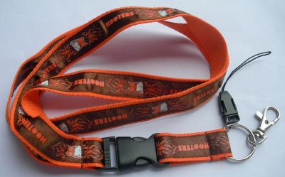 Sublimation neck strap printed lanyard with logo