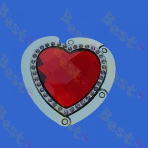heart diament magnet bag holder