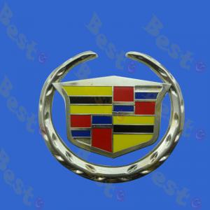 cadillac car emblem sticker
