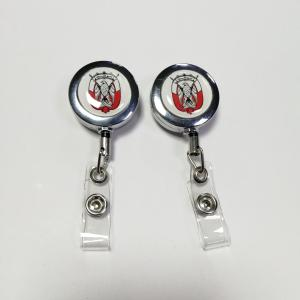 UAE eagle metal reels badge