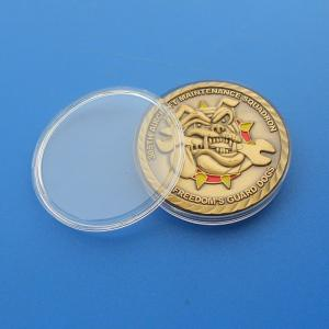 transparent box for coin